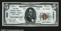 National Bank Notes:West Virginia, Terra Alta, WV- $5 1929 Ty. 2 The First NB Ch. # 6999...