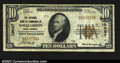 National Bank Notes:West Virginia, Williamson, WV- $10 1929 Ty. 1 The NB of Commerce Ch. #...