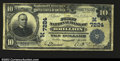National Bank Notes:Wisconsin, Brillion, WI- $10 1902 Plain Back Fr. 624 The First NB ...