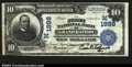 National Bank Notes:Wisconsin, Grand Rapids, WI- $10 1902 Plain Back Fr. 628 The First ...