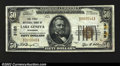 National Bank Notes:Wisconsin, Lake Geneva, WI- $50 1929 Ty. 1 The First NB Ch. # ...