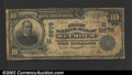 National Bank Notes:Wisconsin, Seymour, WI- $10 1902 Date Back Fr. 616