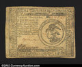 Colonial Notes:Continental Congress Issues, Continental Currency November 2, 1776 $3 Extra Fine. This n...