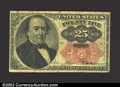 Fractional Currency:Fifth Issue, Fifth Issue 25c, Fr-1308, Fine. ...