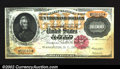 Large Size:Gold Certificates, 1900 $10,000 Gold Certificate, Fr-1225, Choice CU. A lovely ...