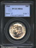 Kennedy Half Dollars: , 1964 50C MS66 PCGS. Mintage: 273,300,000. The latest Coin ...