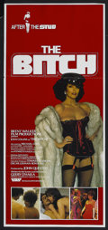 "Movie Posters:Bad Girl, The Bitch (Brent Walker, 1979). Australian Daybill (13"" X 30"") andBritish Lobby Cards (7) (11"" X 14""). Drama. Starring Joan...(Total: 8 Items)"