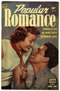 "Golden Age (1938-1955):Romance, Popular Romance #21 Davis Crippen (""D"" Copy) pedigree (StandardComics, 1952) Condition: VF-...."