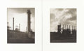 Photography :20th Century , ARTHUR SMITH GRAY (American 1884-1976) . Refinery I and Refinery II, c. 1937 . Two vintage gelatin silver prints . 1... (Total: 2 Items)