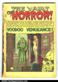 Golden Age (1938-1955):Horror, Tales of Terror Ann. #1 (EC, 1951). Condition: PR. No front or backcover. Includes b/w Xerox copy of front cover....