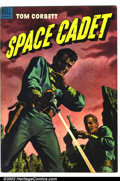Golden Age (1938-1955):Science Fiction, Tom Corbett Space Cadet #7 (Dell, 1953). Condition: FN....