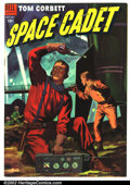 Golden Age (1938-1955):Science Fiction, Tom Corbett Space Cadet #10 (Dell, 1954). Condition: FN+....