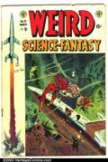 Golden Age (1938-1955):Science Fiction, Weird Science-Fantasy #23 (EC, 1954). Condition: VG....