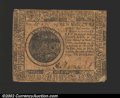 Colonial Notes:Continental Congress Issues, May 10, 1775, $7, Continental Congress Issue, CC-7, VF+. ...