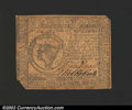 Colonial Notes:Continental Congress Issues, November 29, 1775, $8, Continental Congress Issue, CC-18, Fine....