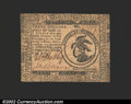 Colonial Notes:Continental Congress Issues, February 17, 1776, $3, Continental Congress Issue, CC-25, AU. ...