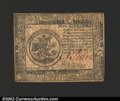 Colonial Notes:Continental Congress Issues, July 22, 1776, $5, Continental Congress Issue, CC-42, VF-XF. ...