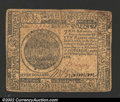 Colonial Notes:Continental Congress Issues, November 2, 1776, $7, Continental Congress Issue, CC-52, VF-XF....