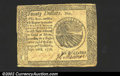 Colonial Notes:Continental Congress Issues, September 26, 1778, $20, Continental Congress Issue, CC-82, ...