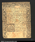 Colonial Notes:Connecticut, July 1, 1780, 1s/3d, Connecticut, CT-235, VF. ...