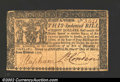 Colonial Notes:Maryland, March 1, 1770, $8, Maryland, MD-59, VF. ...
