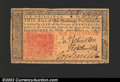 Colonial Notes:New Jersey, March 25, 1776, 6s, New Jersey, NJ-178, CU, hinges on reverse. ...