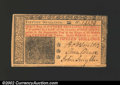 Colonial Notes:New Jersey, March 25, 1776, 15s, New Jersey, NJ-180, AU, cracked. ...