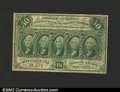 Fractional Currency:First Issue, First Issue 50c, Fr-1312, VF+. ...