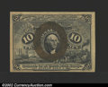 Fractional Currency:Second Issue, Second Issue 10c, Fr-1244, Choice CU. ...