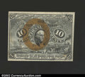 Fractional Currency:Second Issue, Second Issue 10c, Fr-1247, Choice CU. ...