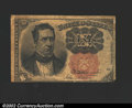 Fractional Currency:Fifth Issue, Fifth Issue 10c, Fr-1266, VG. The paper is crisp, but there are...