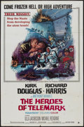"Movie Posters:War, The Heroes of Telemark (Columbia, 1966). One Sheet (27"" X 41"").War...."