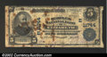 National Bank Notes:New Jersey, Elizabeth, NJ - $5 1902 Plain Back Fr. 607 Peoples NB of ...