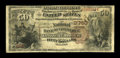 National Bank Notes:Missouri, Kansas City, MO - $50 1882 Brown Back Fr. 511 The NB of CommerceCh. # 3760. ...