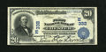 National Bank Notes:Pennsylvania, Chester, PA - $20 1902 Date Back Fr. 642 The First NB Ch. # (E)332....