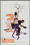 "Movie Posters:Crime, How to Steal a Million (20th Century Fox, 1966). One Sheet (27"" X41""). Crime...."