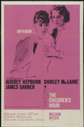 """Movie Posters:Drama, The Children's Hour (United Artists, 1962). One Sheet (27"""" X 41"""").Drama...."""