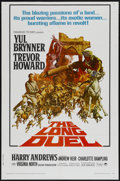 "Movie Posters:Adventure, The Long Duel (Paramount, 1967). One Sheet (27"" X 41"").Adventure...."
