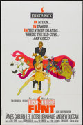 """Movie Posters:Action, In Like Flint (20th Century Fox, 1967). One Sheet (27"""" X 41""""). Action...."""