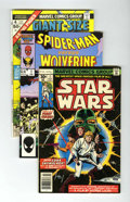 Modern Age (1980-Present):Miscellaneous, Miscellaneous Modern Age Comics Group (Various Publishers, 1975-93) Condition: Average VF/NM.... (Total: 10 Comic Books)