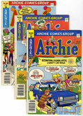 Modern Age (1980-Present):Humor, Archie Comics Group (Archie, 1975-00) Condition: VF/NM.... (Total:74 Comic Books)