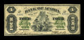 Canadian Currency: , Liverpool, NS- The Bank of Acadia $4 Dec. 2, 1872 Ch. # 5-10-02....