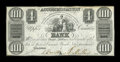 Canadian Currency: , Kingston, UC- The Accommodation Bank $4 Ch. # 10-04-02R. ...