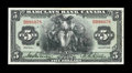 Canadian Currency: , Montreal, PQ- Barclays Bank (Canada) $5 Jan. 2, 1935 Ch. #30-12-02. ...