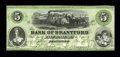 Canadian Currency: , Brantford, CW- The Bank of Brantford $5 Nov. 1, 1859 Ch. #40-10-02-08. ...