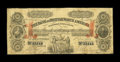 Canadian Currency: , Brantford, ON- The Bank of British North America $1 Dec. 1, 1852Ch. # 55-14-02-02. ...