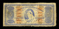 Canadian Currency: , Montreal, PQ- The Bank of British North America $5 May 1, 1884 Ch.# 55-20-02. ...