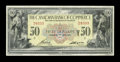 Canadian Currency: , Toronto, ON- The Canadian Bank of Commerce $50 Jan. 2, 1917 Ch. #75-16-04-24. ...