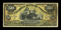 World Paper Money: , Toronto, ON- The Canadian Bank of Commerce $50 May 1, 1912 Ch. # 75-14-54. ...