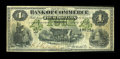 Canadian Currency: , Toronto, ON- The Canadian Bank of Commerce $4 July 1, 1870 Ch. #75-10-06. ...
